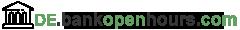Banköffnungszeiten Logo
